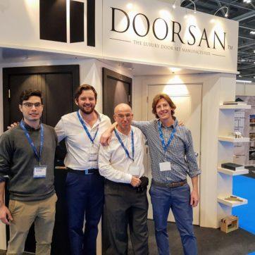 luxury door manufacturer doorsan