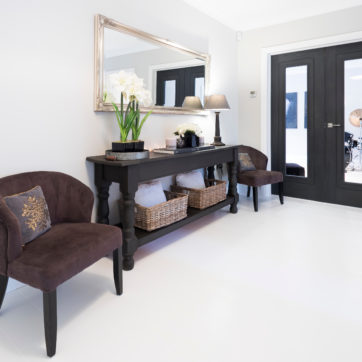 5 ways to create a luxury show home effect