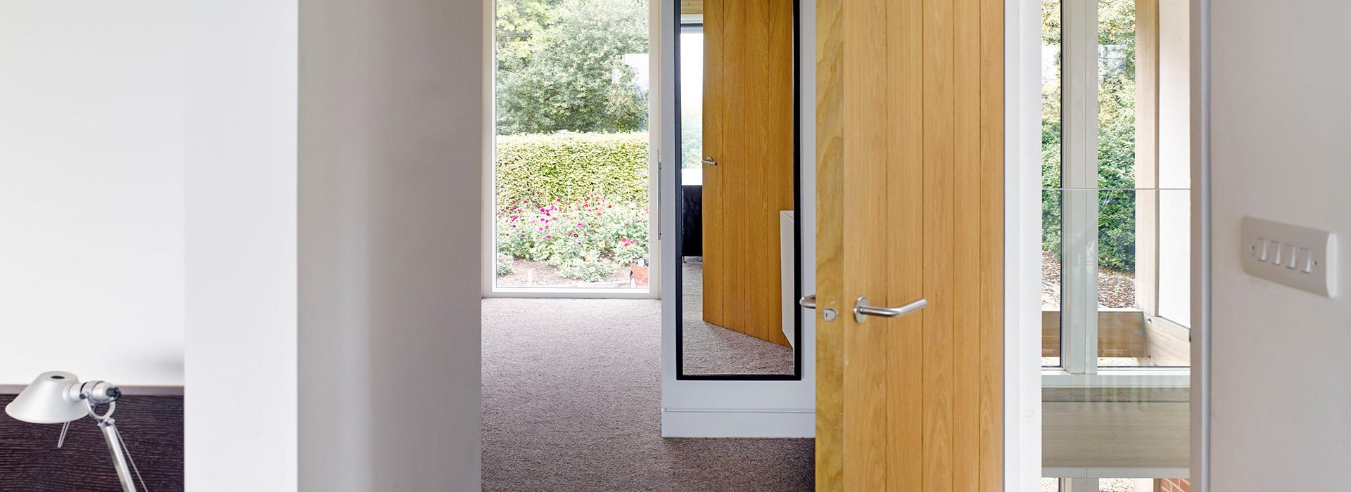Oak countryman interior doors