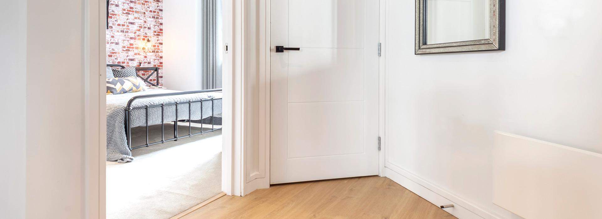 Arista internal doors