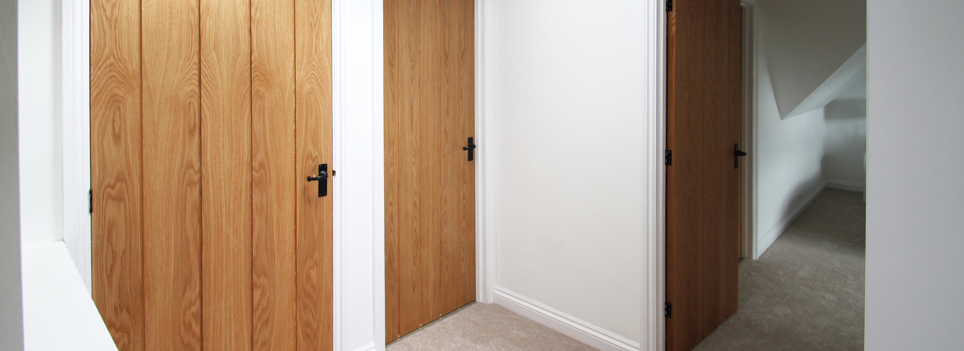 Oak Countryman doors