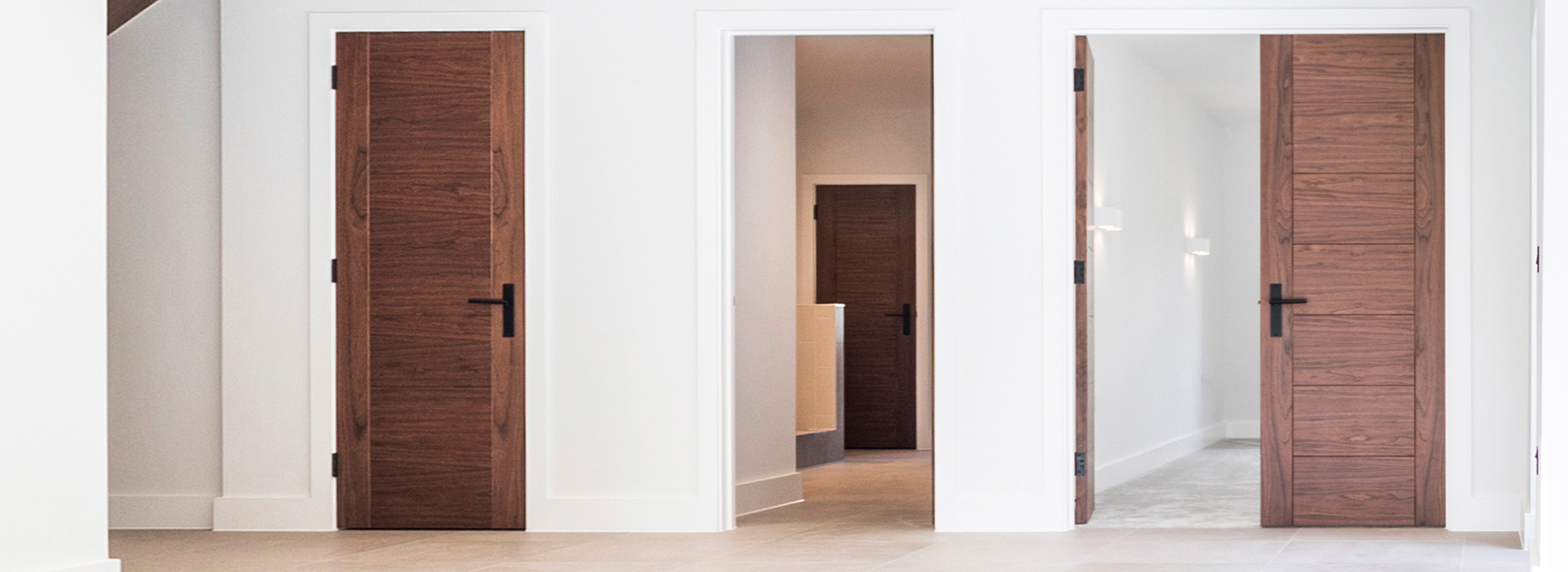 Internal contemporary doors