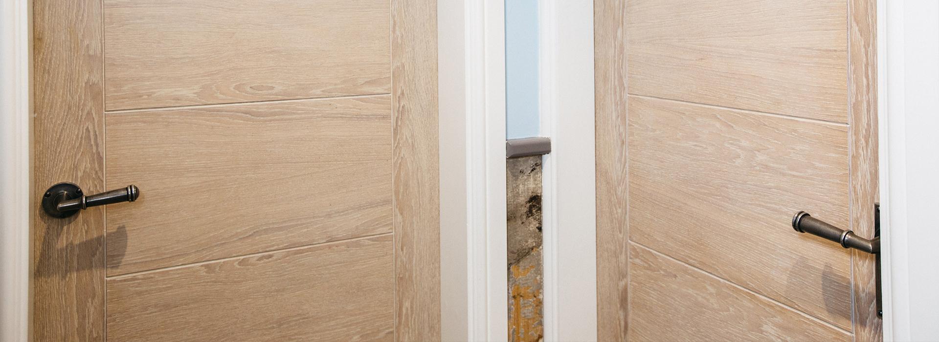 Doorsan Sancerre grooved doors